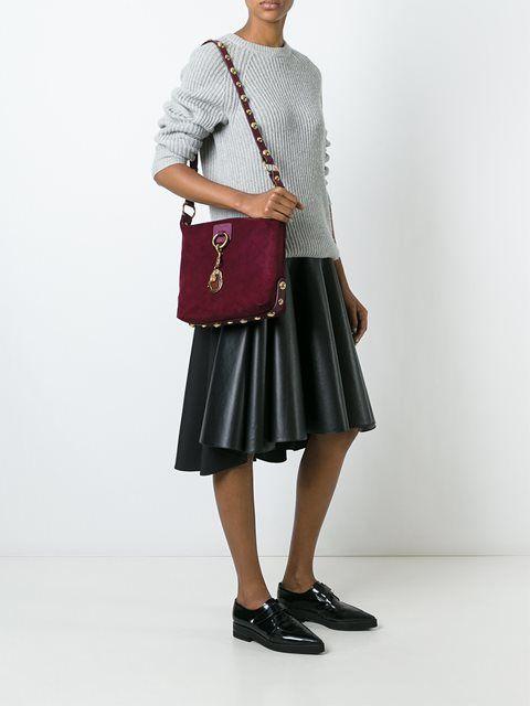 Lanvin medium 'Marguerite' hobo bag