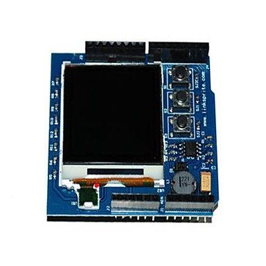 Color Image LCD Shield for Arduino #kit #diy #diyrobot #robot #electronics #arduino #technology #smartrobot