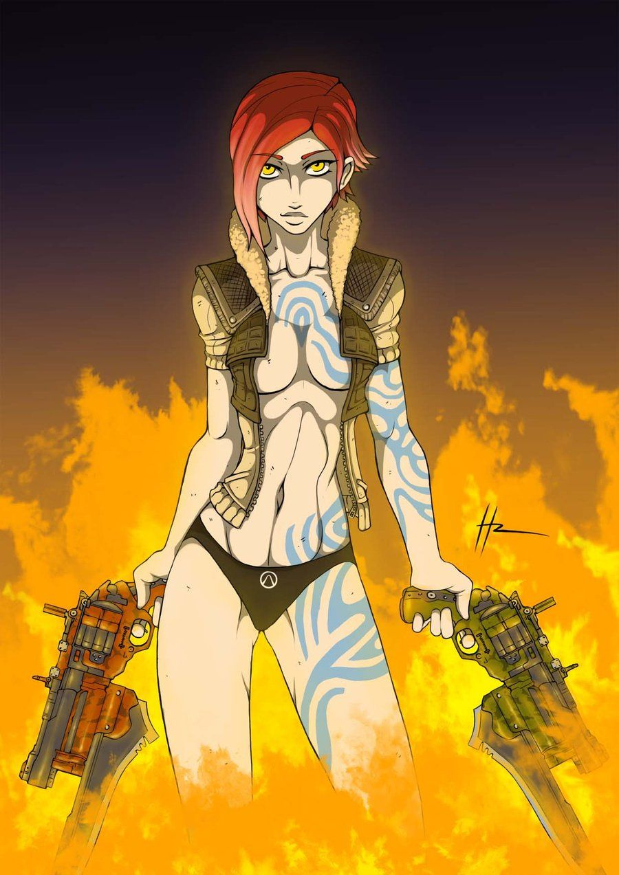 Maya borderlands 2 asexual definition