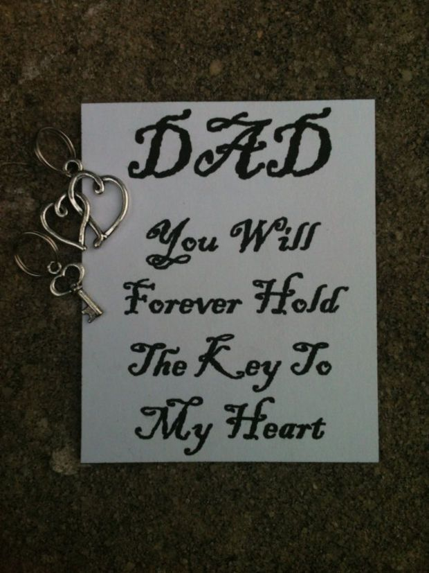 Father\'s Day Keepsake from Daughter \