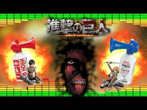 Attack on Titan - MLG Airhorn Remix - YouTube<-- Don't ask