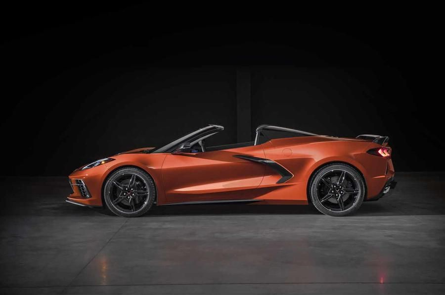 Pin By Sinzyuan On Exterior Chevrolet Corvette Stingray Chevrolet Corvette Corvette