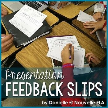 Presentation Feedback - Peer and Self Evaluation Critical thinking