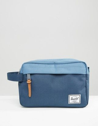 Herschel Supply Co Chapter Toiletry Bag In Color Block #shave