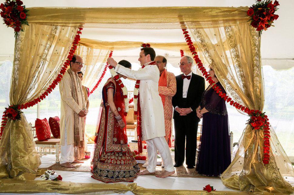 hindu wedding ceremony elizabeth anne designs the wedding blog indianwedding traditionshindus
