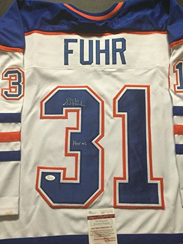 fff7066e6 Grant Fuhr Oilers Authentic Jersey