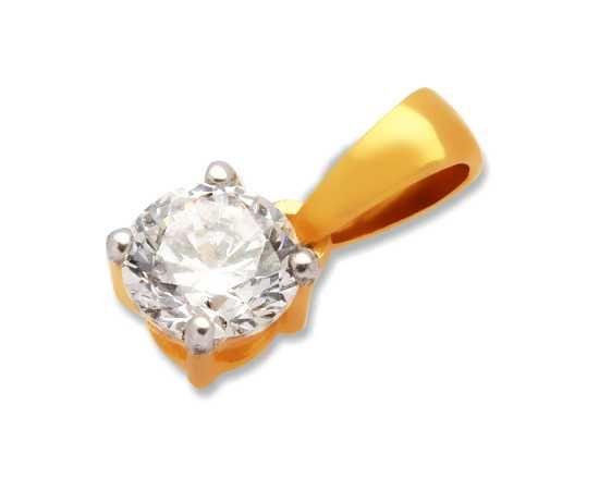 Real diamond pendant designs anmol ehsaas solitaire diamond real diamond pendant mozeypictures Gallery