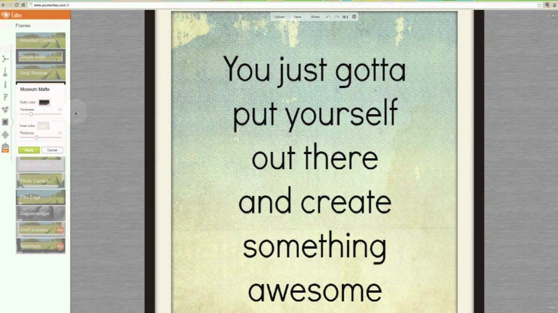 A Quote Pinterets Friday Quick Tip Make A Quote With Picmonkey  Technology .