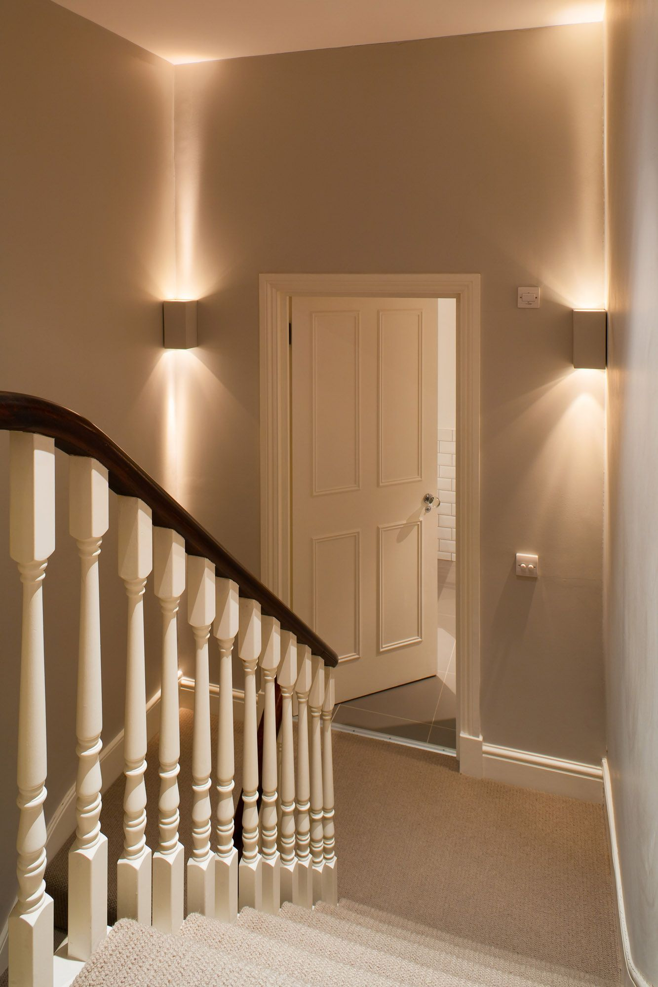 80 Corridor Hall And Stair Lighting Examples Staircase Wall