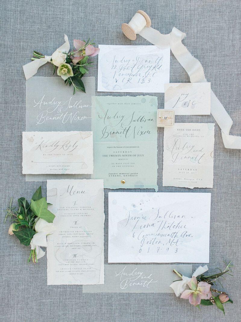 Founders Garden Wedding Inspiration | Garden wedding inspiration ...