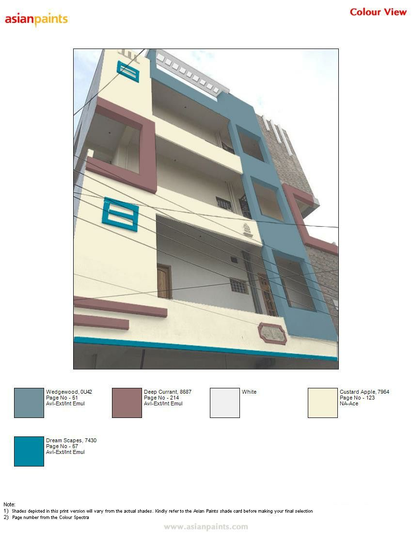 Pin By Manu 919441818532 On Top 200 Asian Paints Color Views Exterior Paint Colors For House Exterior Color Combinations Door Gate Design