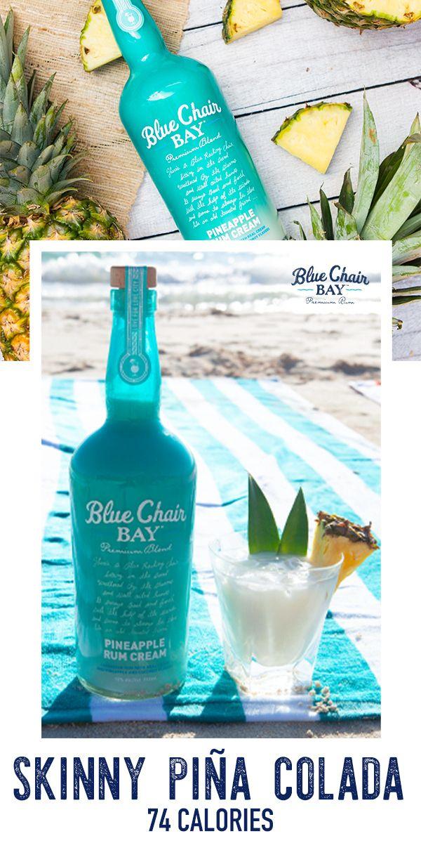Skinny Piña Colada Recipe in 2020 Rum cream, Cocktail