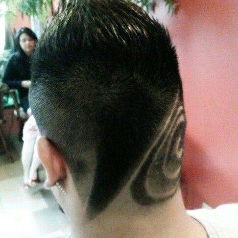 Marvelous Hair Tattoo Designs For Men Top Men Hairstyles Pinterest Hairstyles For Men Maxibearus