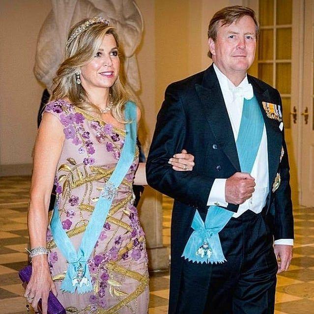 26 05 18 Koning Willem Alexander En Koningin Maxima Bij De 50e