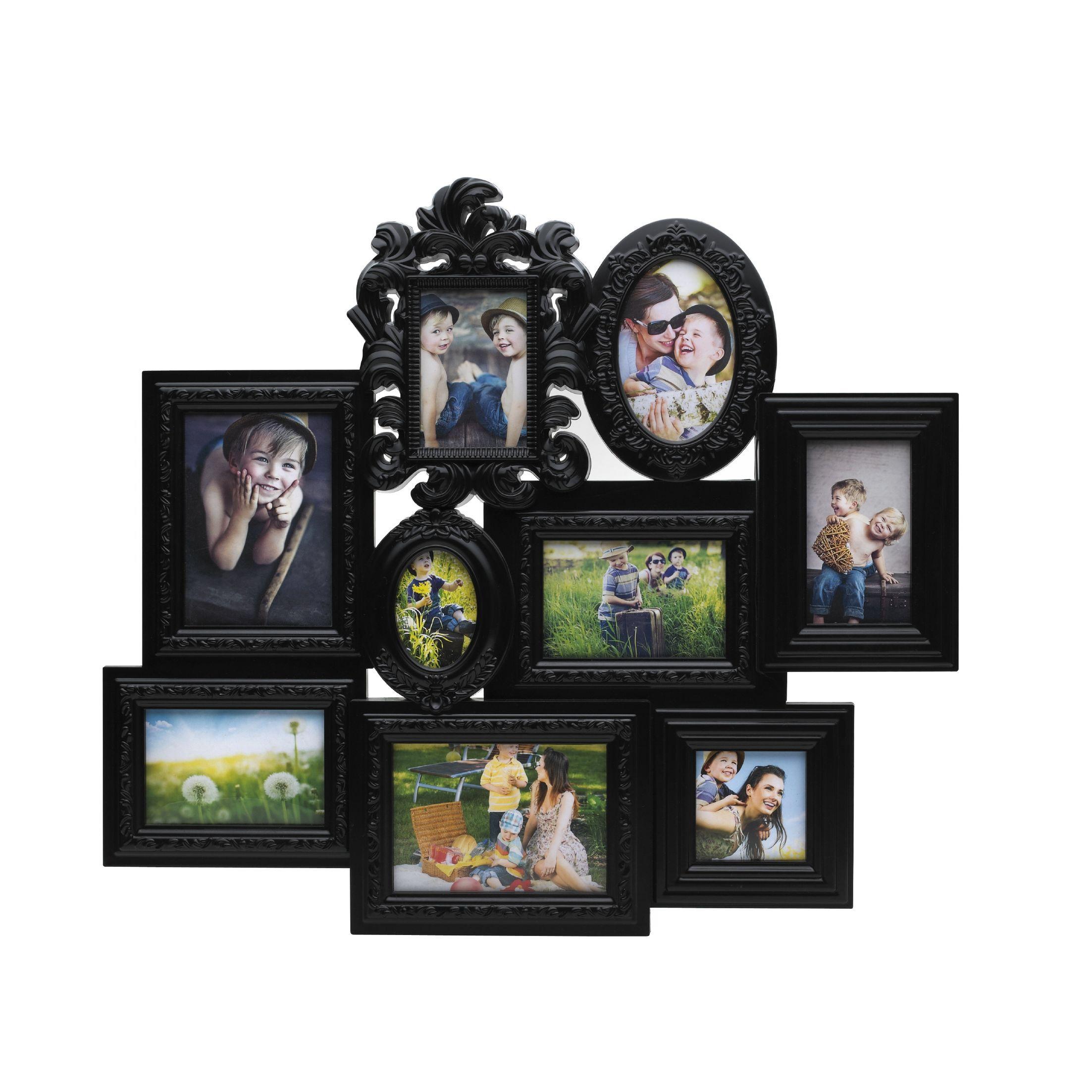 9-Opening Ornate Collage Frame | Capturing memories | Pinterest