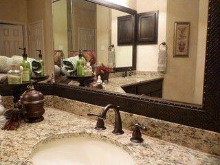 Mirrormate Mirror Frame Kit Bathroom Mirrors Austin By
