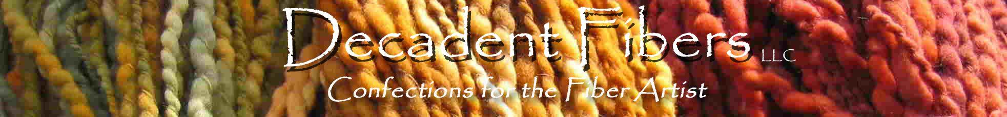 Decadent Fibers   Custom Dyed Yarns