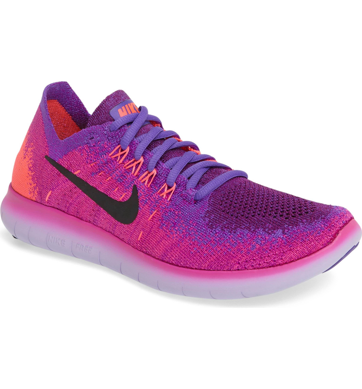 8ec3f362d Nike Free RN Flyknit 2 Running Shoe (Women)