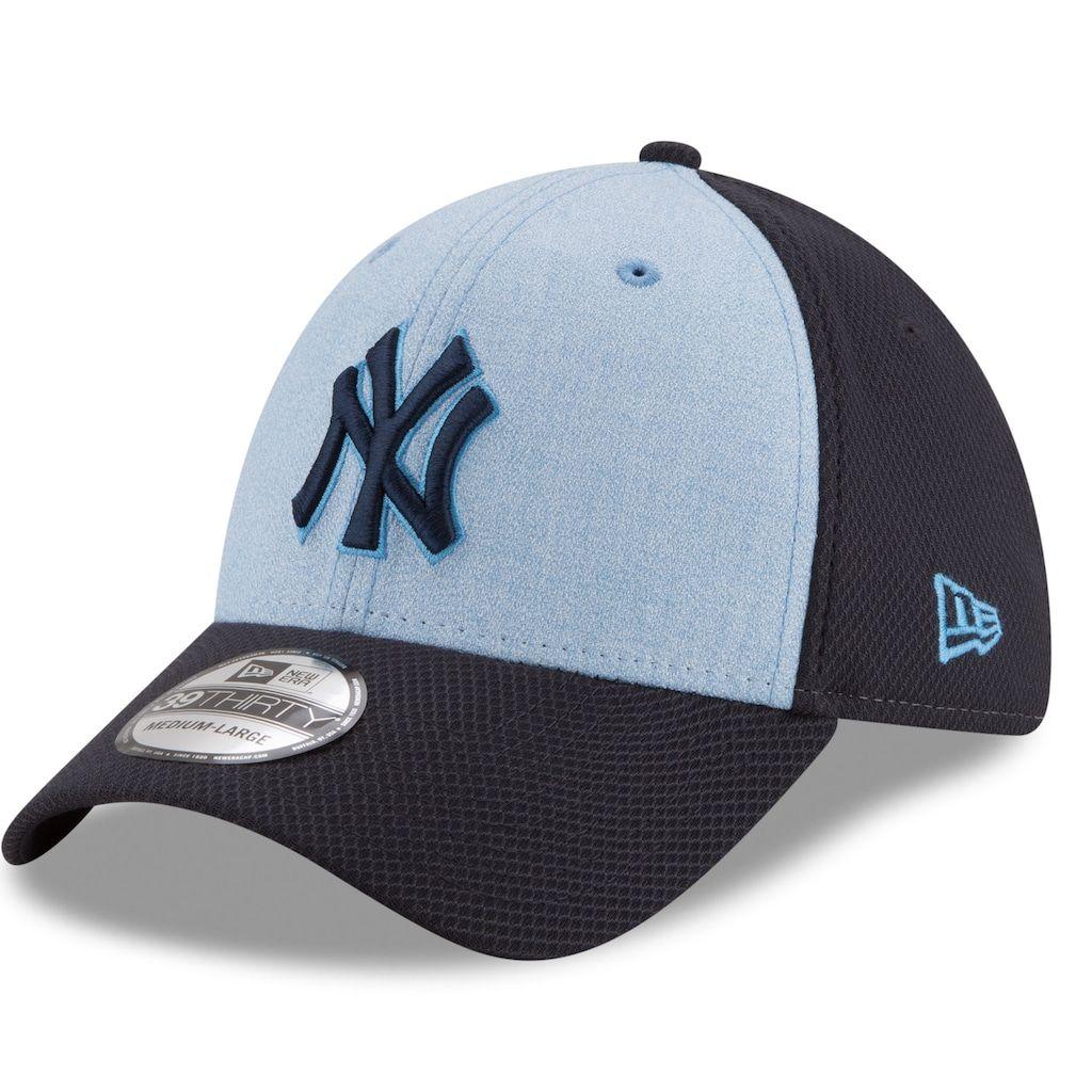 9f13c2e9d12 Adult New Era New York Yankees 39THIRTY Flex Fit Cap