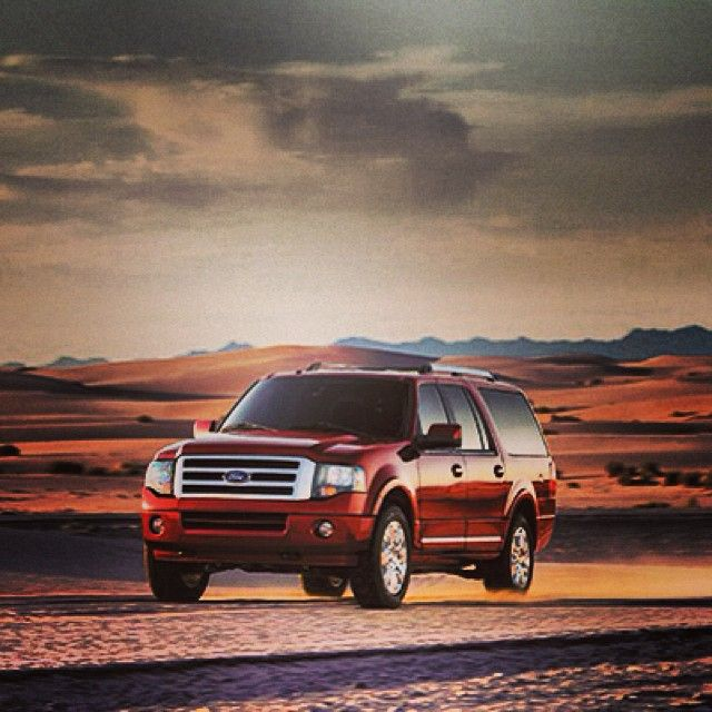 Ford Expedition Always Ready For Everybody