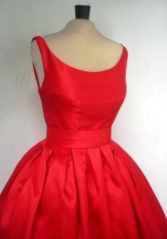 50s Cocktail Dress,custom - Elegance 50s