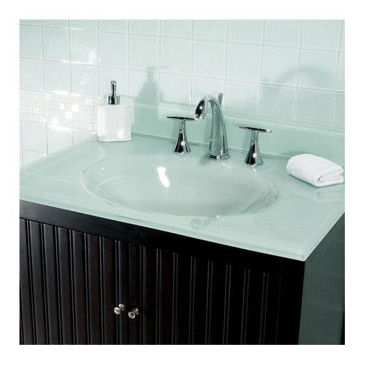 30+ Glass vanity top inspiration