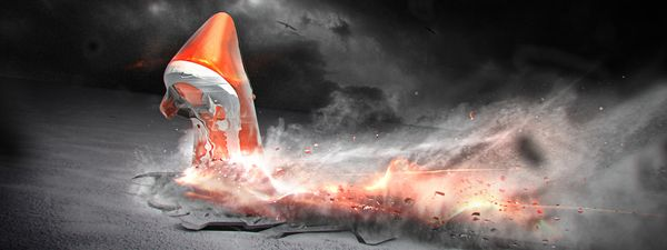 Nike Mercurial by Jonathan Kim, via Behance