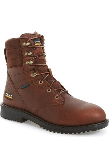 ARIAT Rigtek H2O Composite Toe Boot (Men). #ariat #shoes #boots