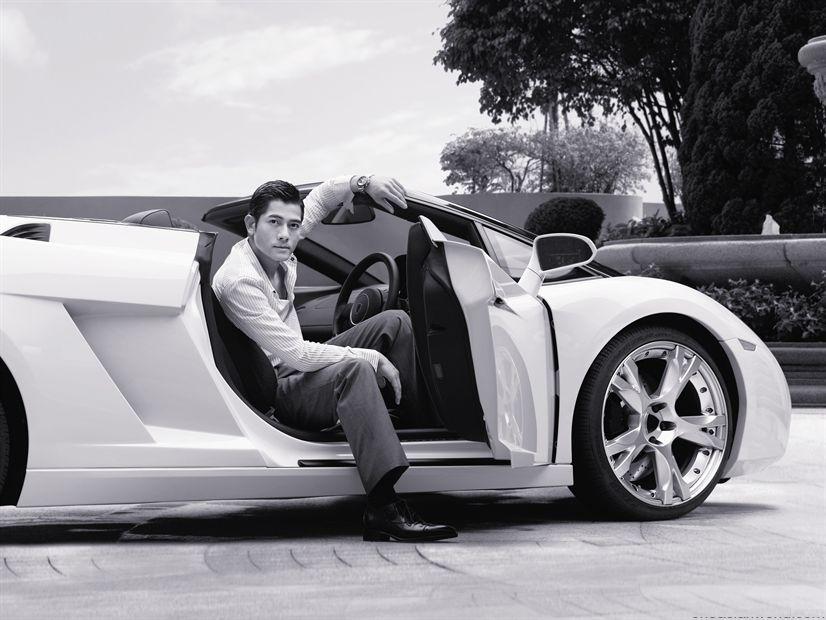 Aaron Kwok Aaron Kwok ??? Elegance Is An Atitude For Him