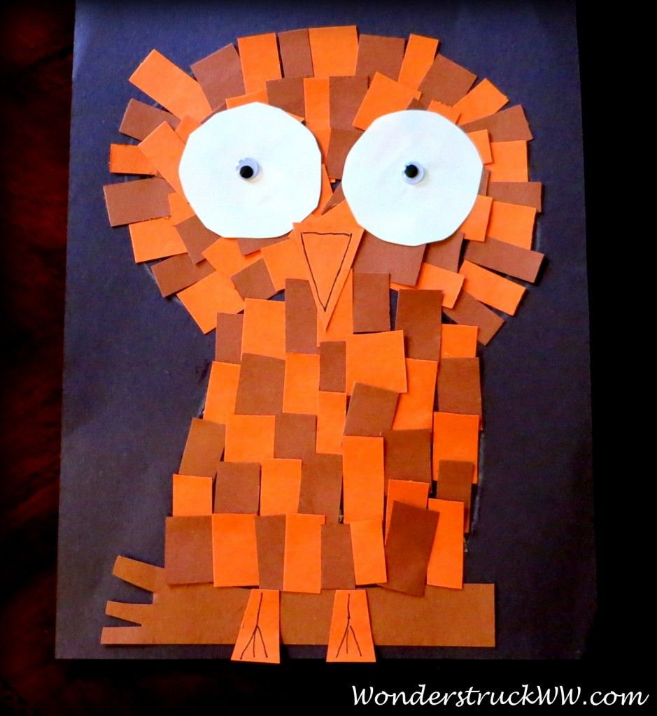 11++ Construction paper crafts fall information