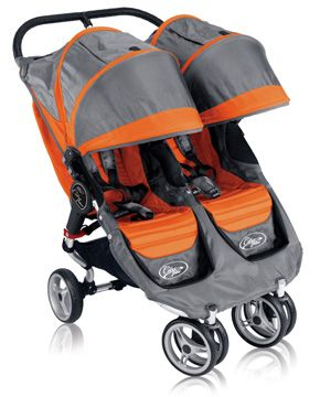 LOVE my Baby Jogger City Mini Double!!  So worth the price, especially because I bought last year's version at 25% off.