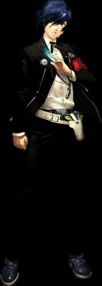 Protagonist Persona 3 Megami Tensei Wiki Fandom Powered By Wikia Persona Protagonist Persona 3 Portable