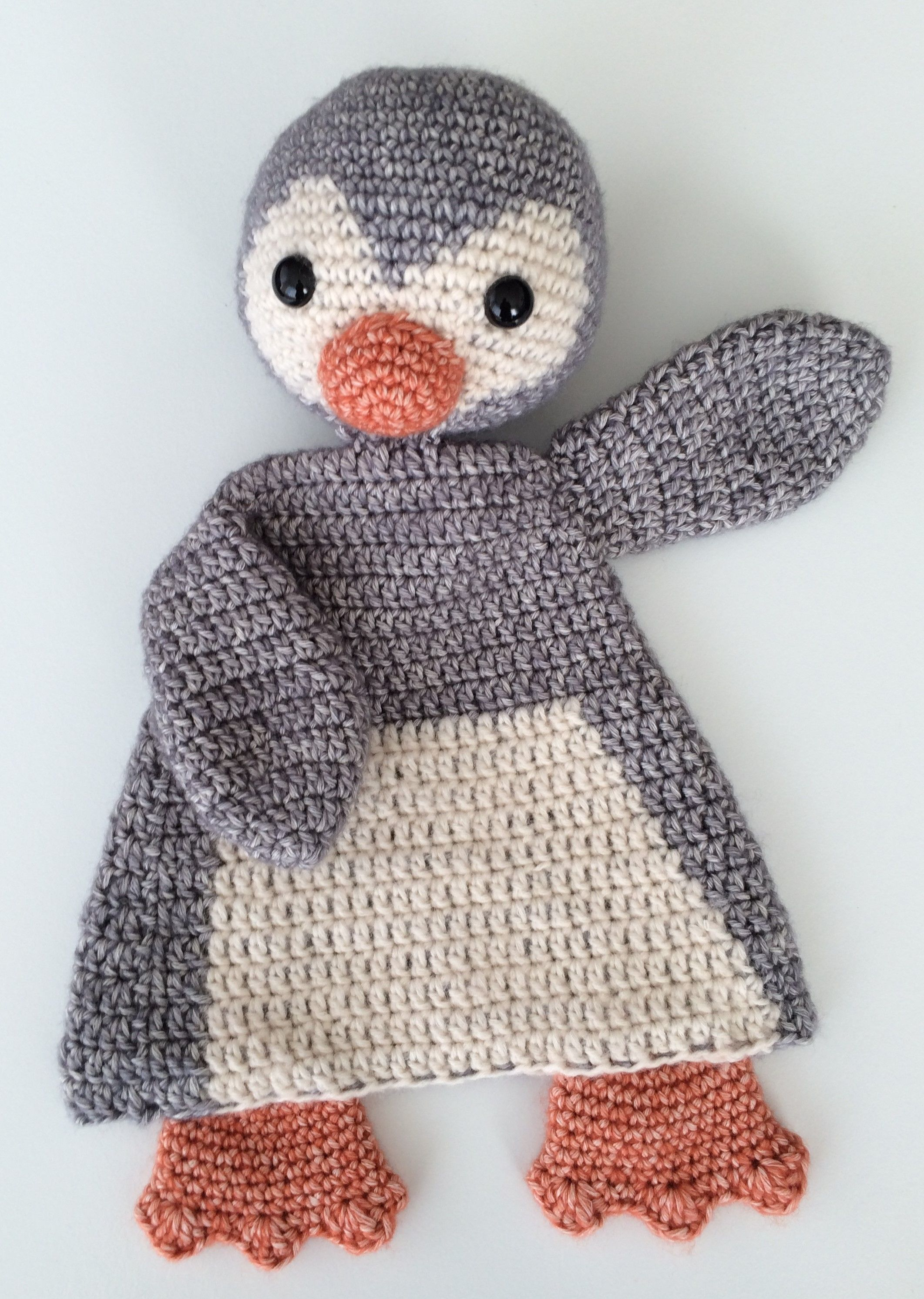 lappenpop - pinguïn - made by Marygold - Crafty things | Pinterest ...