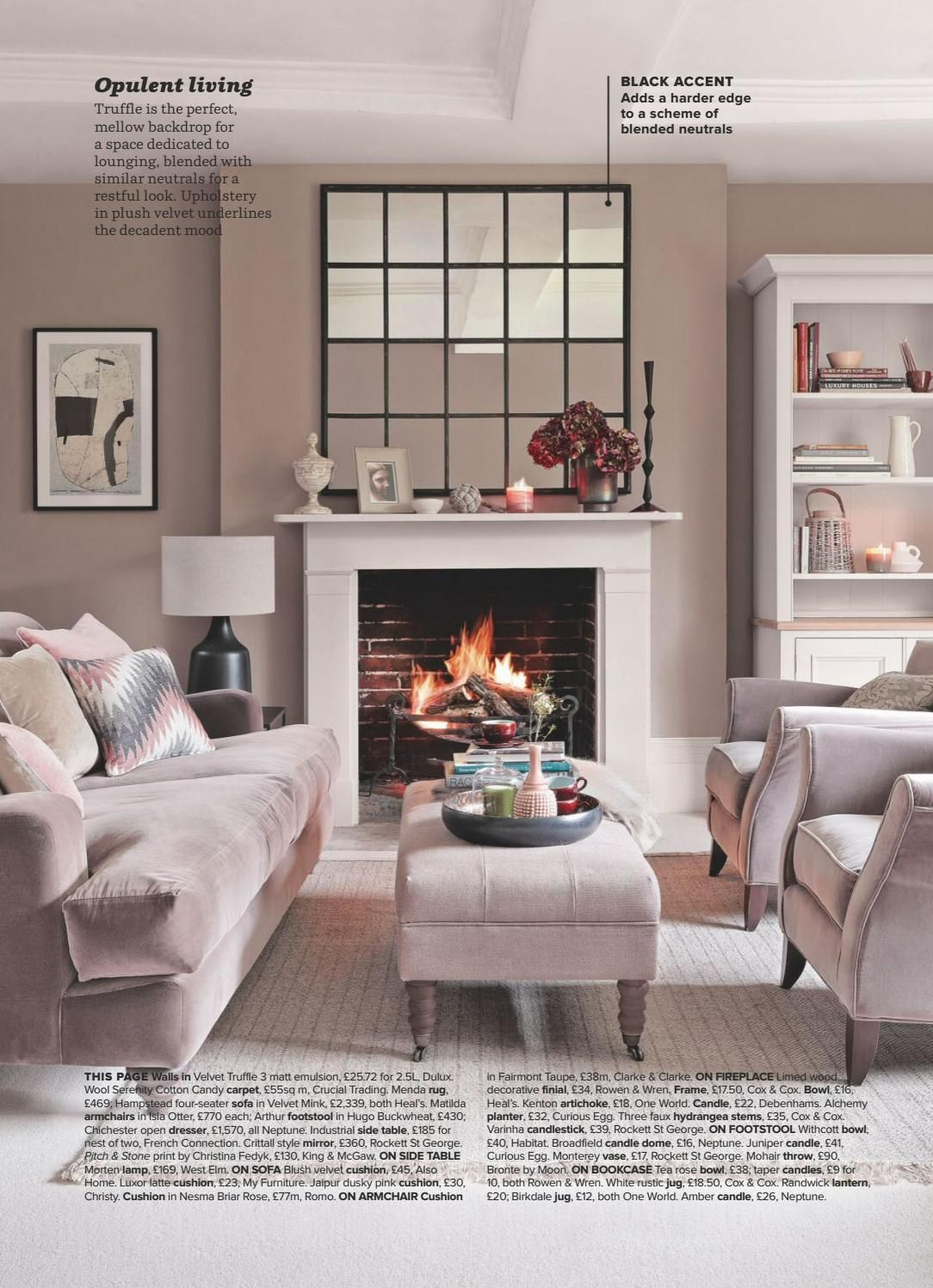 Creative Living Rooms For Style Inspiration Neutral Color Palette Room