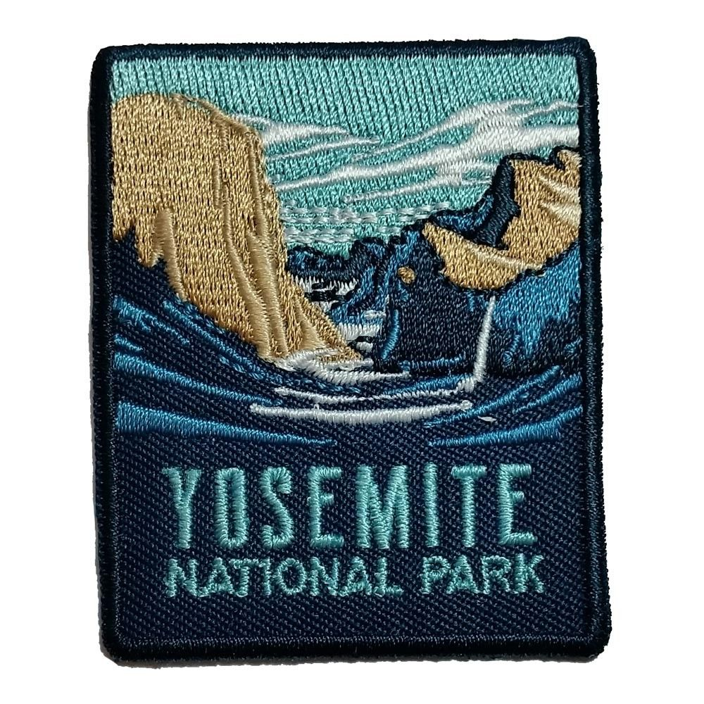Yosemite Patch Landmark Project