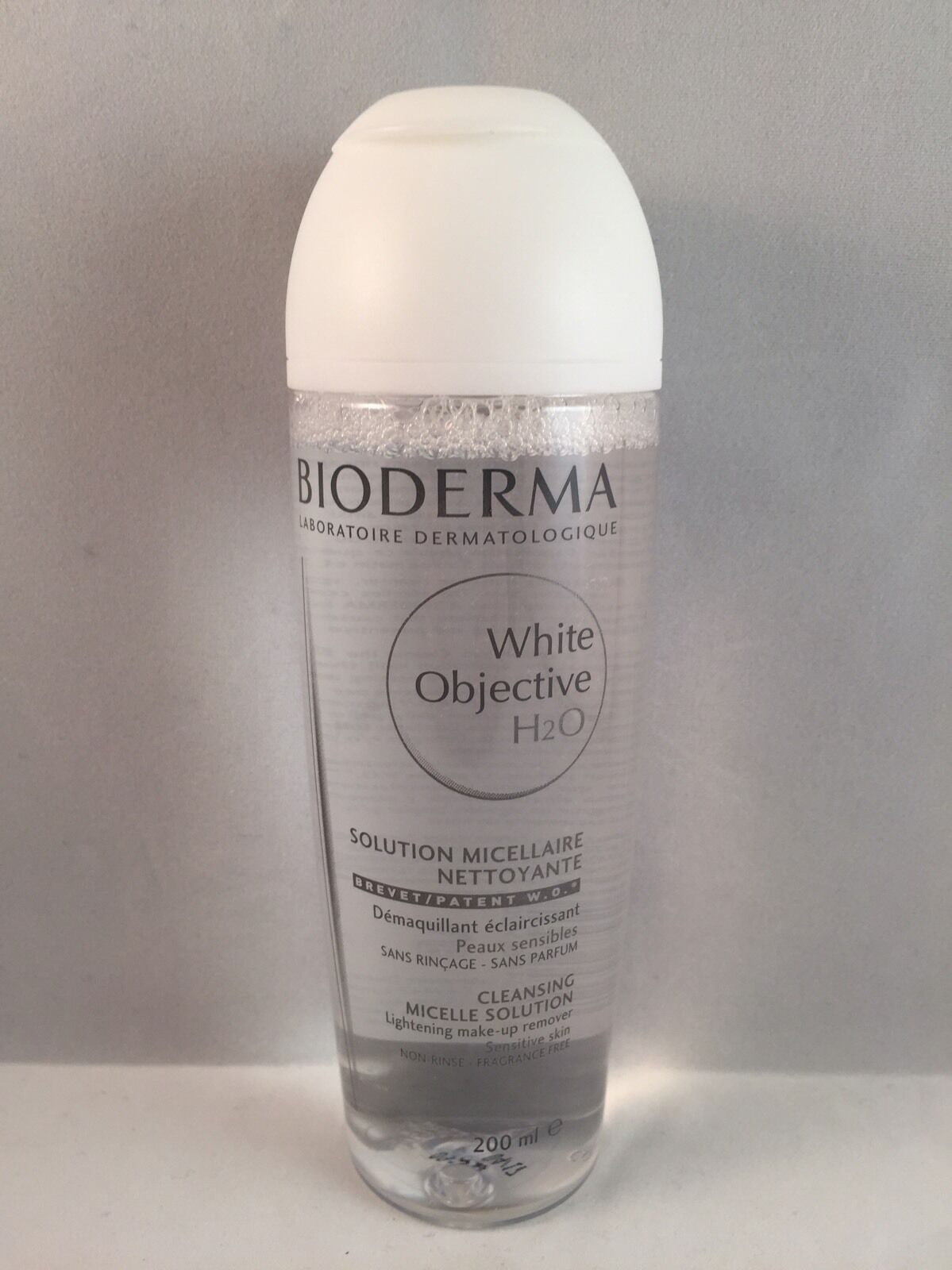 Bioderma White Objective H2o Cleansing Micelle Solution 200ml