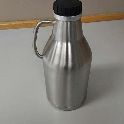 Does filling a growler early in the day then drinking it hours later without refrigeration sound good?  It sounds amazing to me! I was recently able to get ahold of one and test it out. It would be amazing for outdoor activities. Check it out.   http://wp.me/p2vssO-d1y