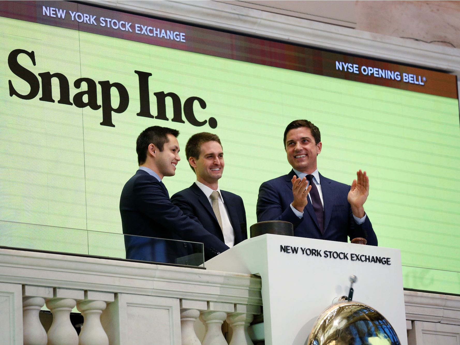 Snap is rallying after Credit Suisse raises its price