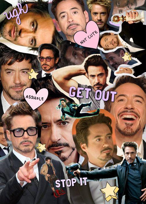 Robert Downey Jr. Fan Art: rdj.