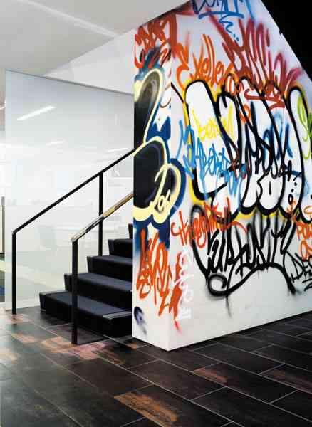 Graffiti Wall Graffiti Wall Street Graffiti Interior Art