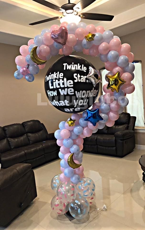 Gender Reveal Gender Reveal Party Theme Baby Gender Reveal Party Gender Reveal Party Decorations