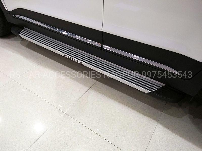 Hyundai Creta 2020 Side Foot Step Creta Car Accessories In India Rs Car Accessories Car Accessories Car Hyundai