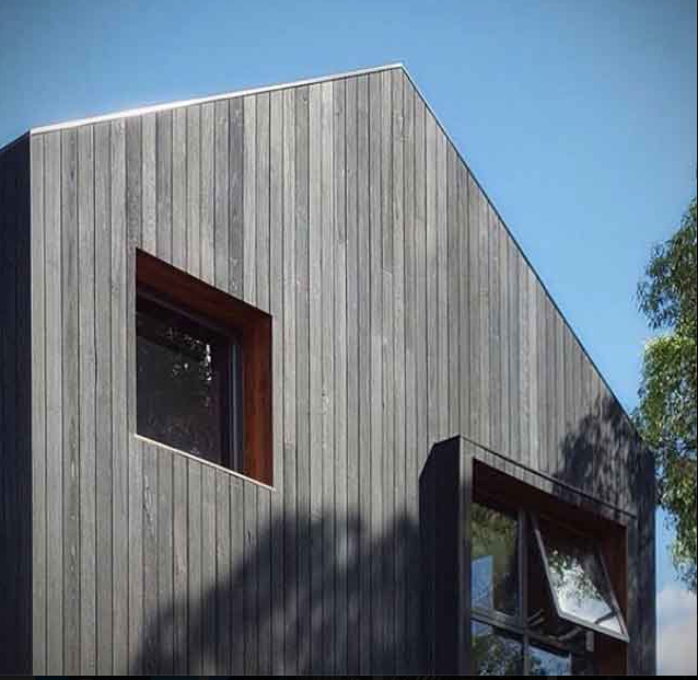 Best Pin By Jeffrey Smith On Ex G Wood Facade Timber 400 x 300
