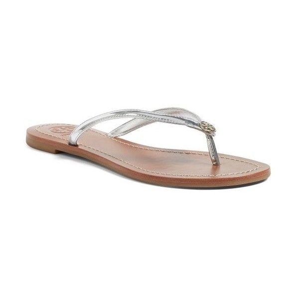 1faa646f3c3aa1 Women s Tory Burch  Terra  Flip Flop ( 86) via Polyvore featuring shoes