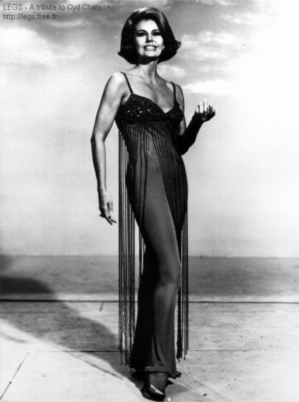 cyd charisse funeral