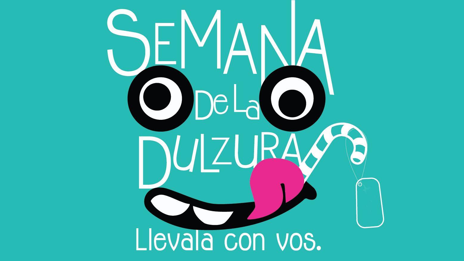 Semana De La Dulzura By Hattosz Feliz Cumpleanos 50 Anos Frases Para Vinilos Frases Dulces