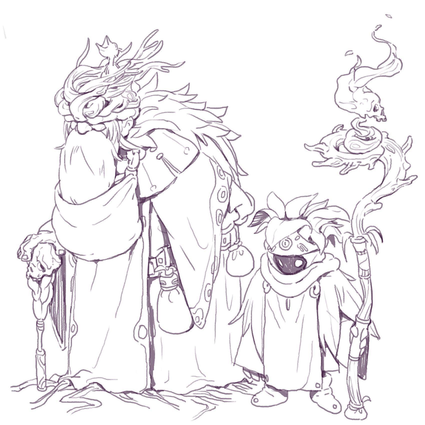 Tauren female druid names