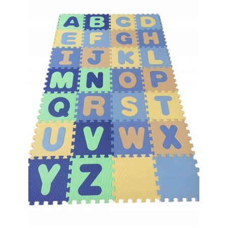 Isere Mata Puzzle Piankowe Na Podloge Alfabet 28 El W Hulahop Pl Kids Rugs Outdoor Blanket Puzzle