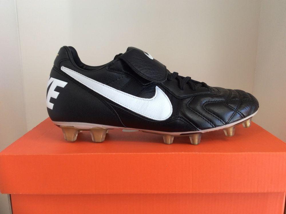 Nike Tiempo Premier Fg Kangaroo Leather Vintage 94 Soccer Cleats US ...