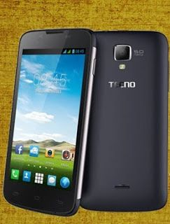 NAIJA INFORMATION: Tecno S5 Android smart Phone price and Full Specifications